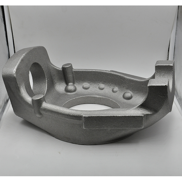 Wax casting steering knuckle